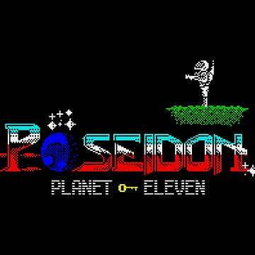 Gaming [ZX Spectrum] - Poseidon: Planet Eleven by ccorkin