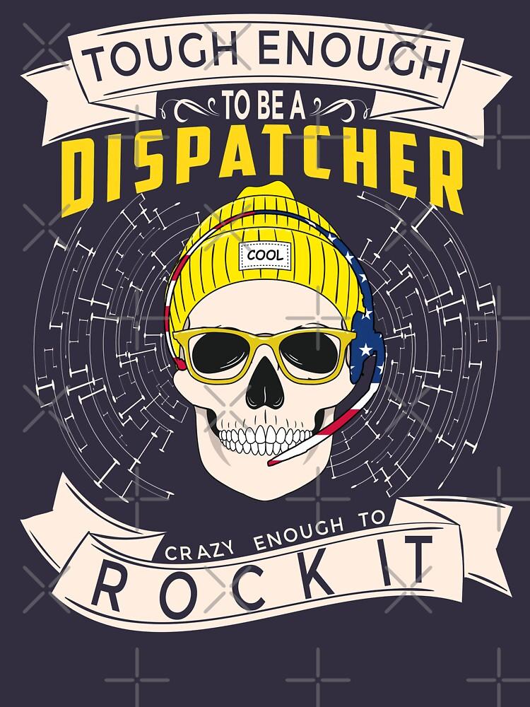 Crazy Dispatcher by LeNew