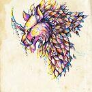 The Hidden Lion by Rowan North