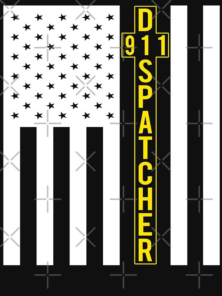 US Dispatcher by LeNew