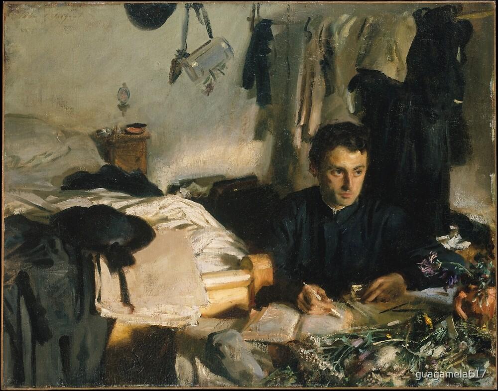 Padre Sebastiano by guagamela617