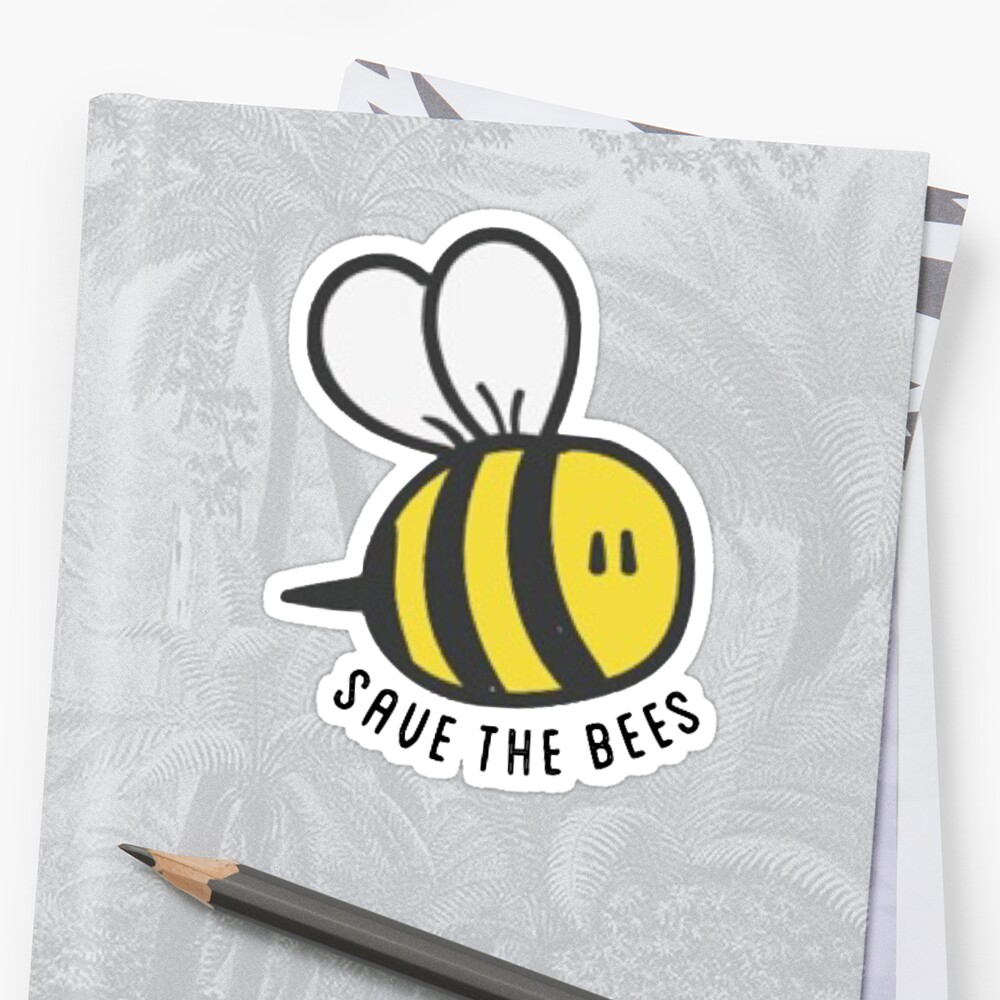 save the bees by hugsandnugs