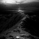 Skeleton Peak by riproots