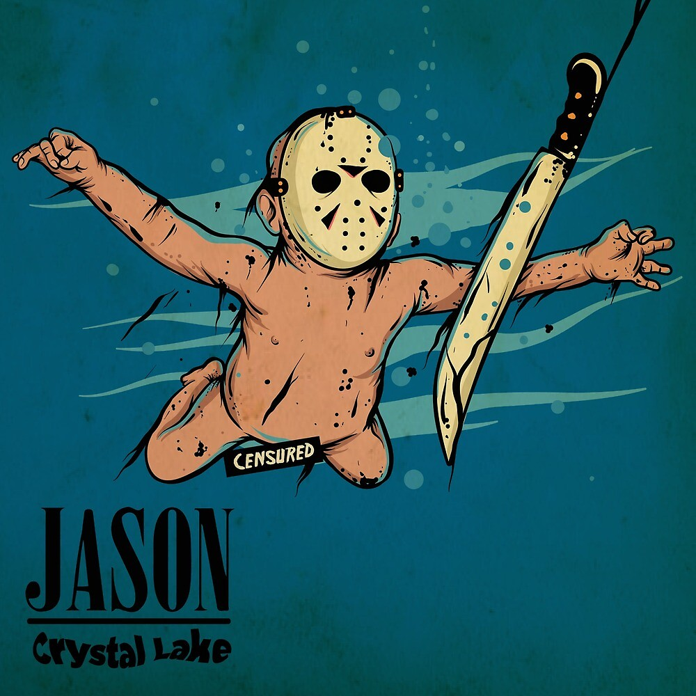 Smells Like Jason Spirit by green-devil