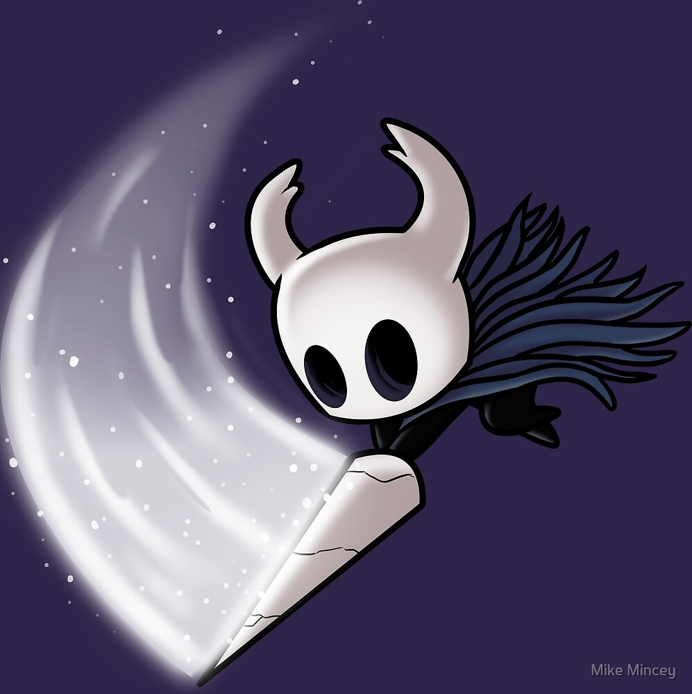 Hollow Knight Slash by MikeMincey