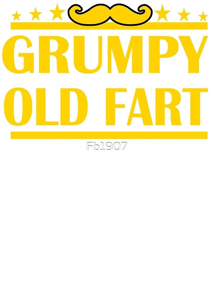 Grumpy Old Fart by Fb1907