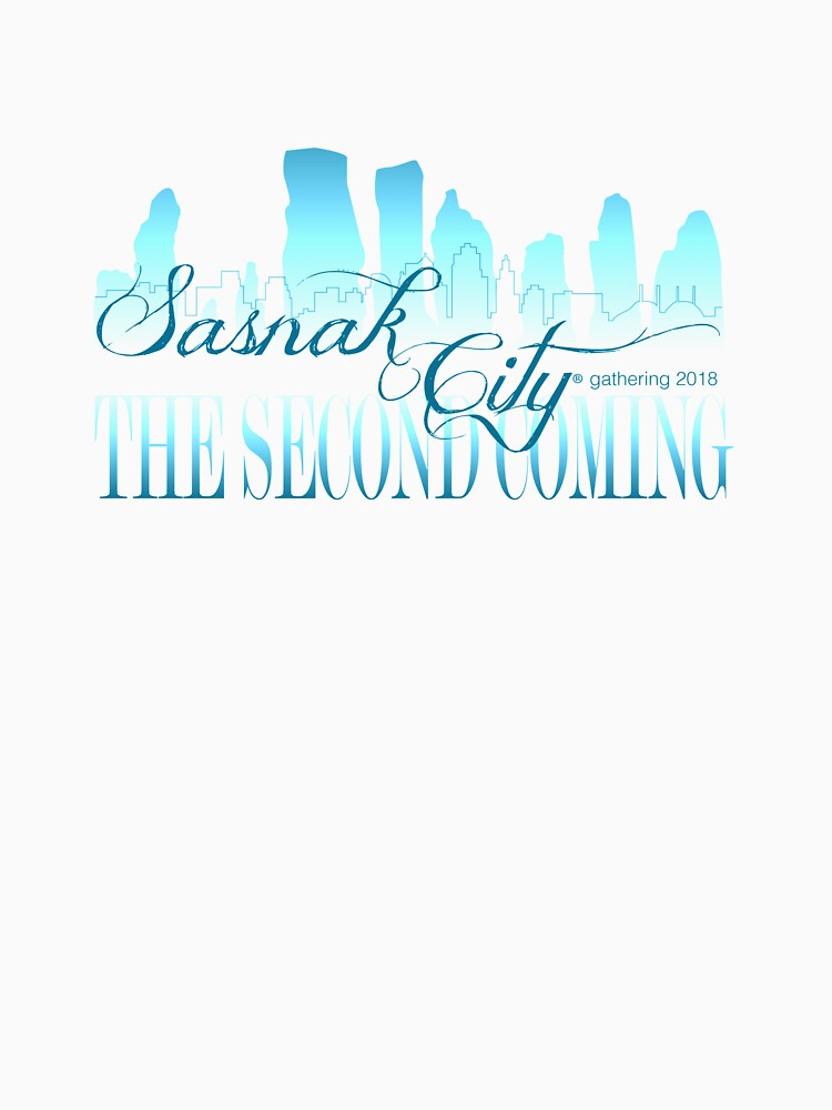 Sasnak City Official 2nd Coming Shirts by SASNAK1