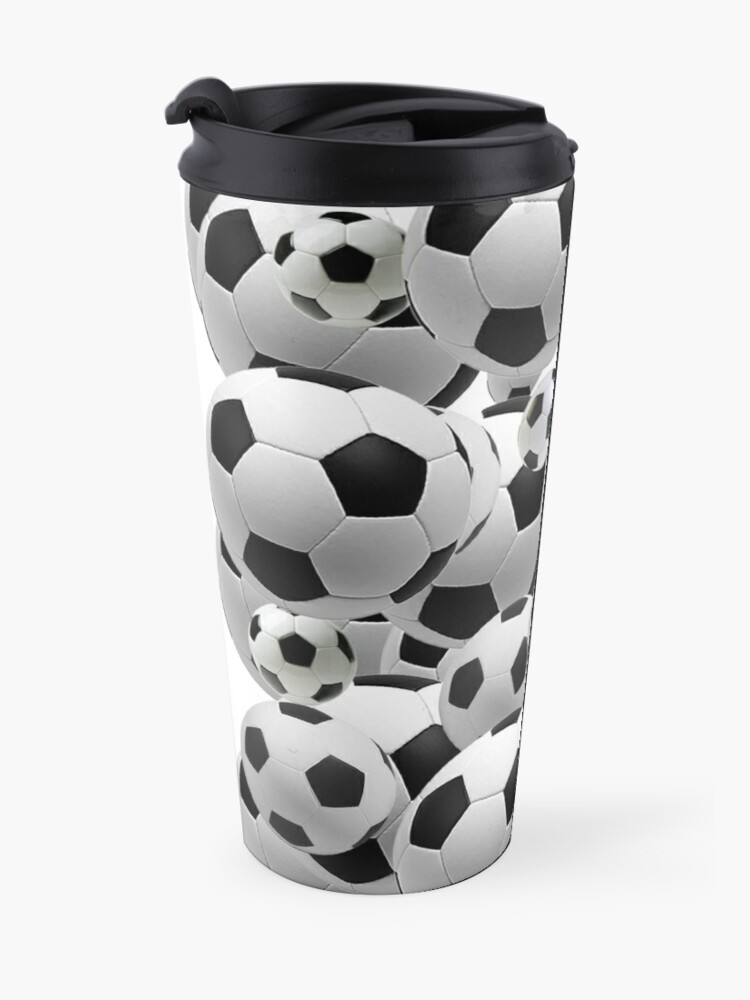 Alternate view of SOCCER Travel Mug