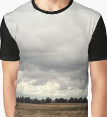 Clouds on the Horizon Graphic T-Shirt