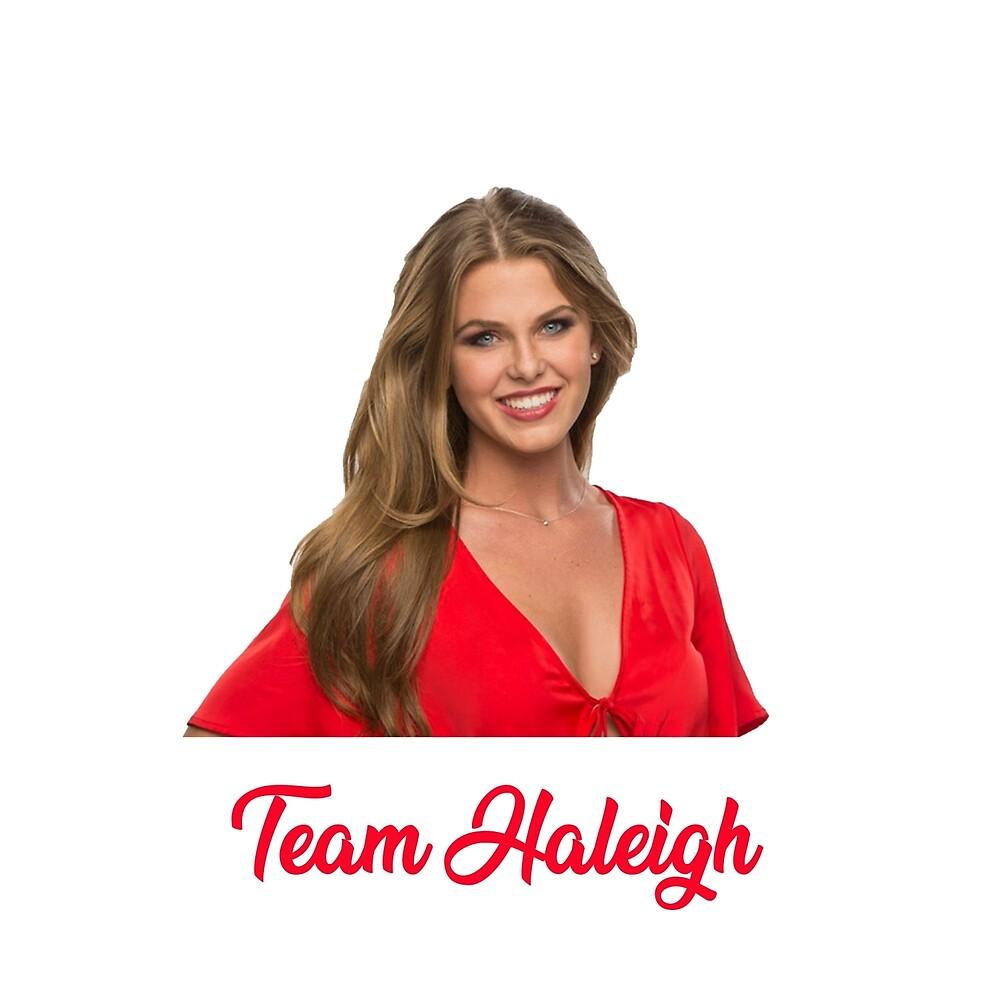 Team Haleigh-Big Brother 20 by eventur5