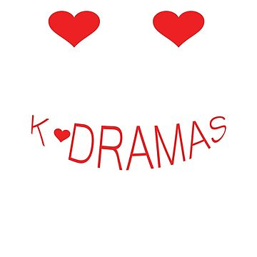 I Love Kdramas by TMdraws