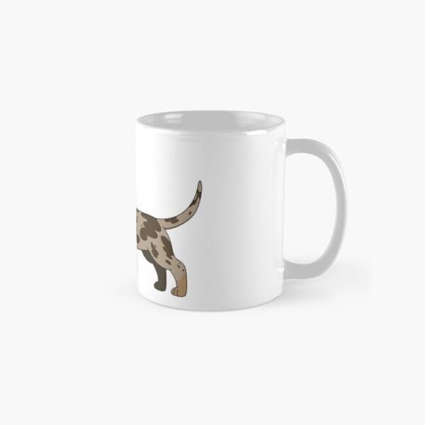 Chocolate Dapple Smooth Classic Mug