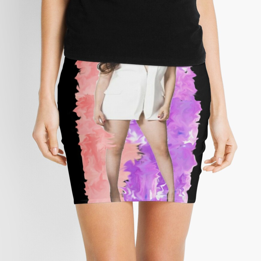 Lauren Jauregui Splash! Minifalda