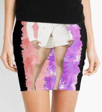 Minifalda Ally Water Color Splash!