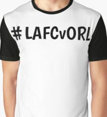 #LAFCvORL Graphic T-Shirt