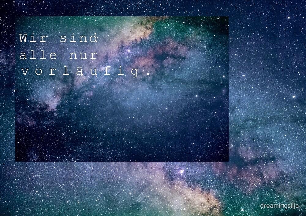 provisionally by dreamingsilja