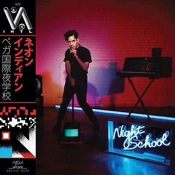 Neon Indian - VEGA INTL. Night School by crylenol