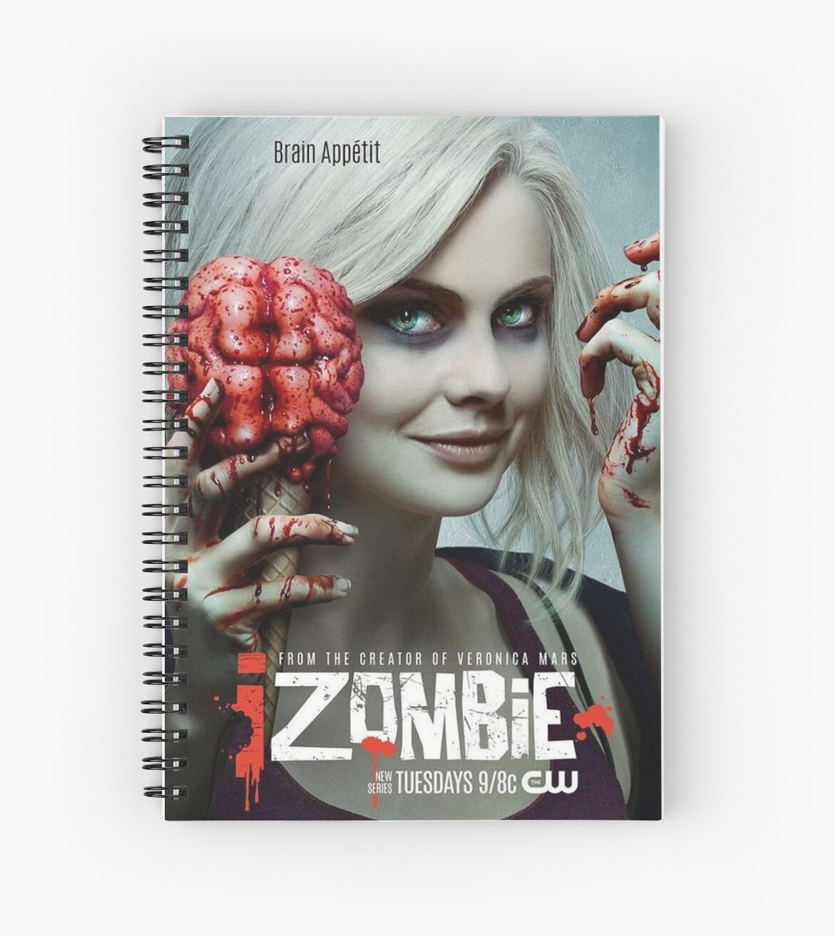 iZombie - Edit - The CW - TV show series by SomeDsigns