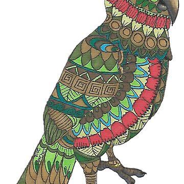 Mandala Kea  by Hummingbirdnz