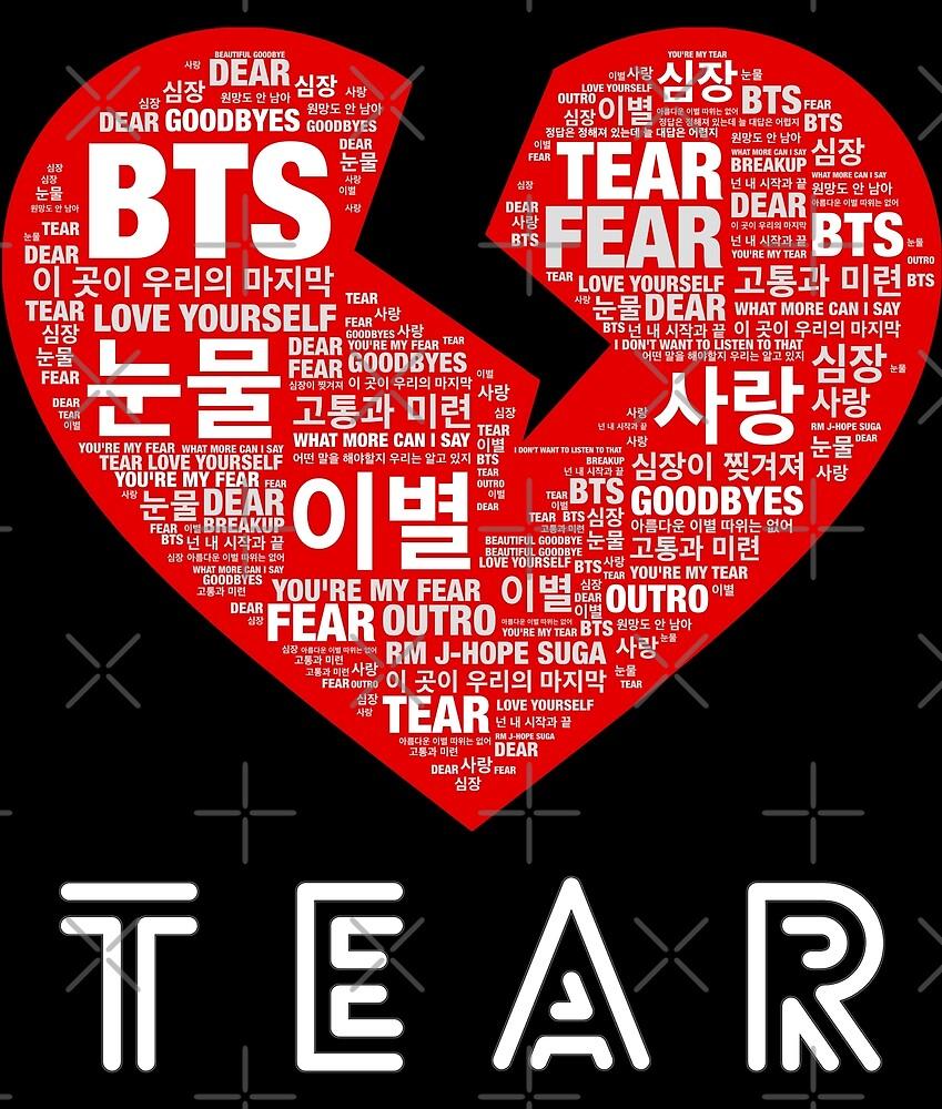 TEAR, TEAR & FEAR (Broken Heart) by InniCo