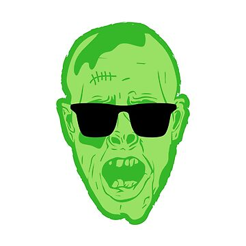 Ray Ban Party Zombie by TheMiddleWest