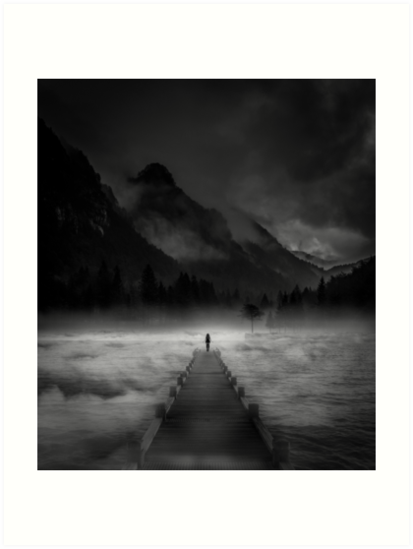 Lonely Dock by riproots