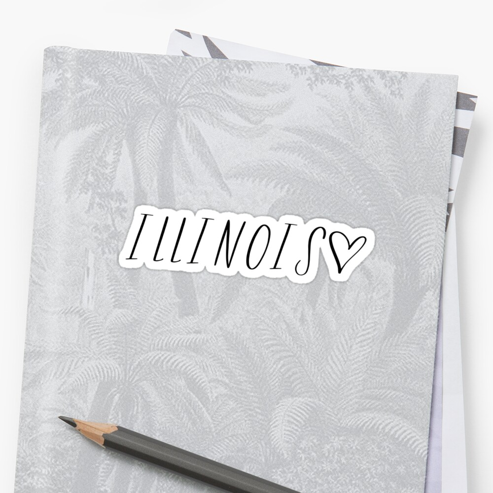 Illinois by Caro Owens  Designs
