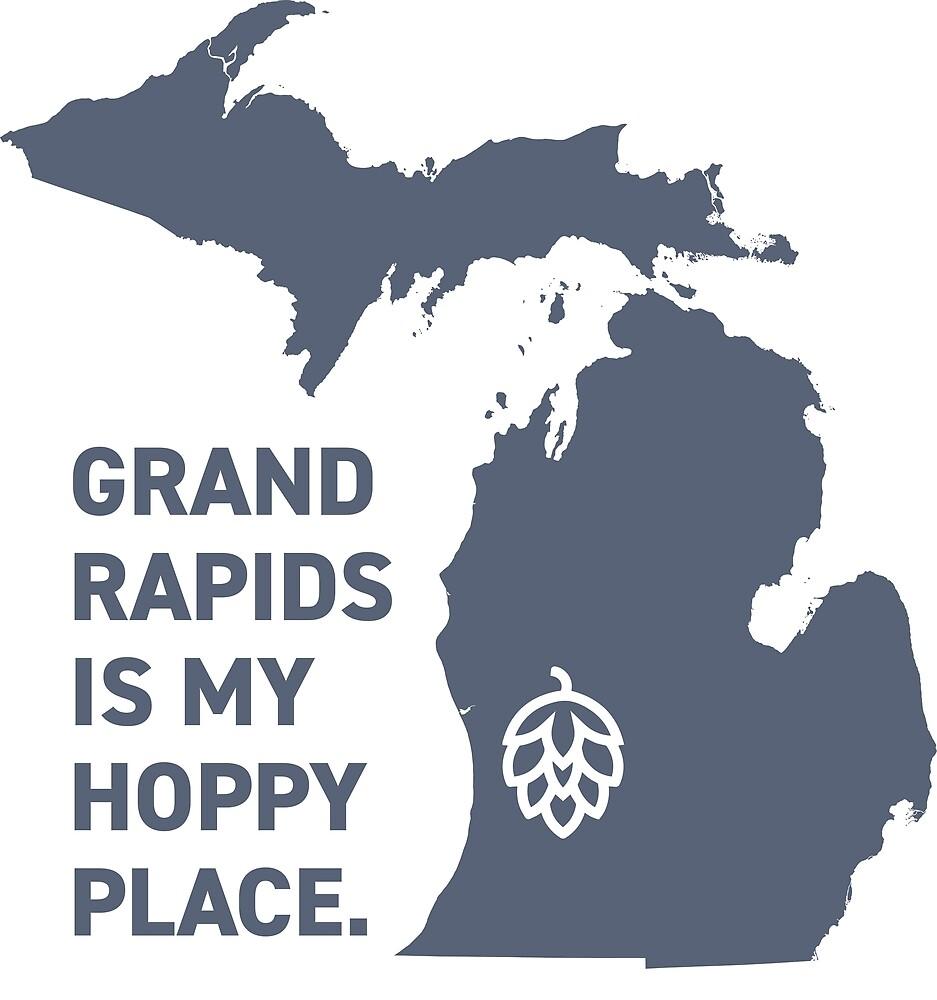 Grand Rapids, MI | Hoppy Place by sawjohn