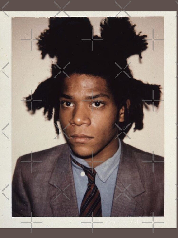 BASQUIAT PORTRAIT by MelanixStyles