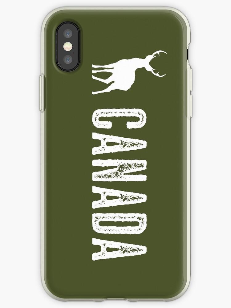 Deer: Canada by MilitaryCandA
