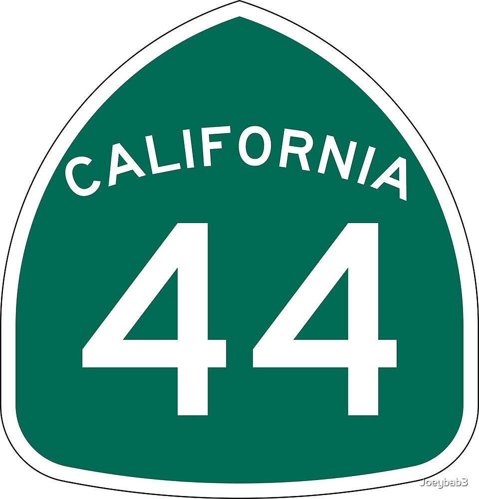 California State Route 44 by Joeybab3