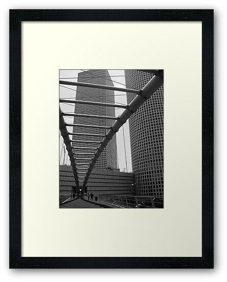 The Bridge by Dan Algina