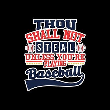 Baseball Lovers Sticker by McThriftees