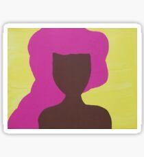 The Pink Lady Sticker