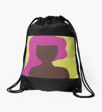 The Pink Lady Drawstring Bag