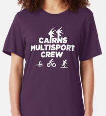 Cairns MultiSport Crew Slim Fit T-Shirt