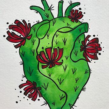 Cactus by Sofiazueva