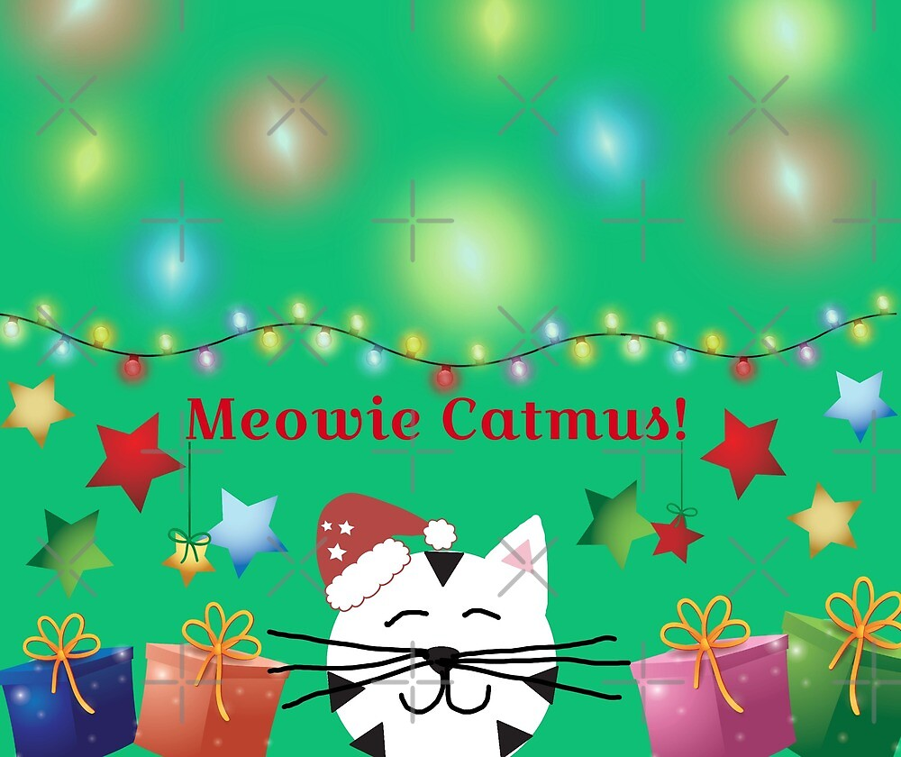 Meowie catmus! by sunflower65
