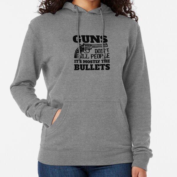 Detroit Smoking Gun Novelty Gift Sweatshirt Hoodies