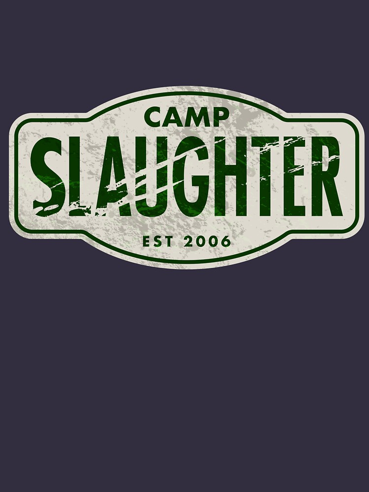 Camp Sign by kaijucast