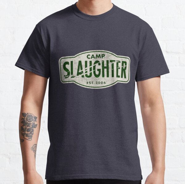 Camp Sign Classic T-Shirt