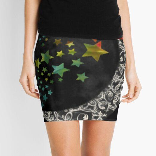 Dark Moon Mini Skirt