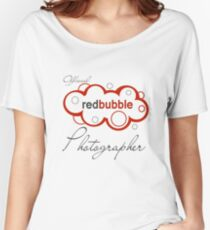 Redbbuble Photographer Women's Relaxed Fit T-Shirt