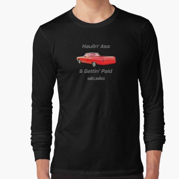 Shift Shirts Trabajo Rapido - El Camino Inspired Long Sleeve T-Shirt