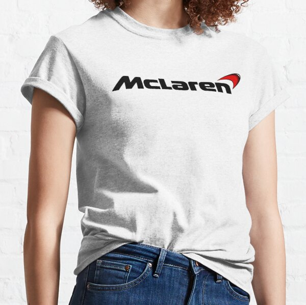 mc laren racing T-shirt classique