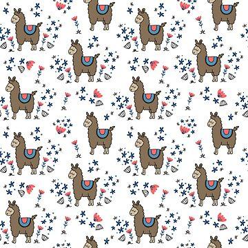 No dramas Llamas by Twoandthree