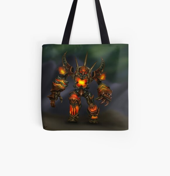 Garothi Reaver All Over Print Tote Bag