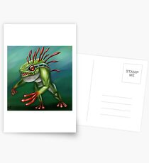 Murloc Postcards