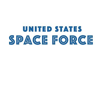 United States Space Force by typeo