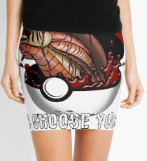 Pokemon Xenomorph Mini Skirt